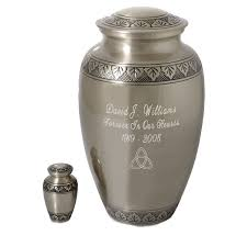 creamation urns tranquil forest pewter cremation urn brass urns memorial gallery