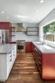 modern kitchen with cherry wood cabinets 57 cherry kitchen cabinets cherry blossom colorfull