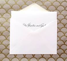 Wedding Invitations Etiquette Nico And Lala Wedding Invitation Etiquette Inner And Outer Envelopes