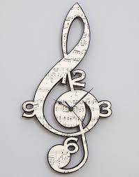 16 best musical clocks images on wall clocks guitars