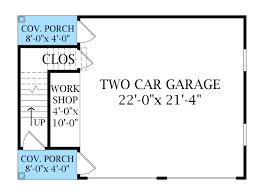 detached garage floor plans country cottage with detached garage 3884ja architectural