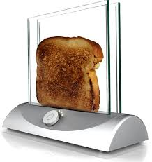 Cleveland Browns Toaster No More Burnt Toast The New Glass Toaster That Lets You See Your