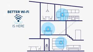 Design Home Network System by Whole Home Wi Fi Systems Are Perfect For Any Home Best Buy Blog