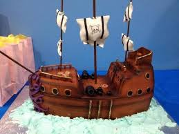 pirate ship cake pirate ship birthday icing on the cake nyc