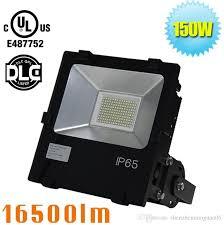 Hps Light Fixture 400 Watt Hps Hid Metal Halide Equivalent Led Floodlight 120v 208v