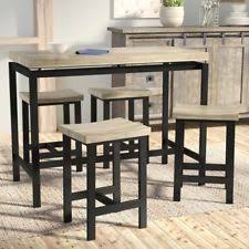 rectangle pub table sets rectangular pub table dining furniture sets ebay