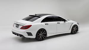 mercedes wallpaper white mercedes cls custom walldevil