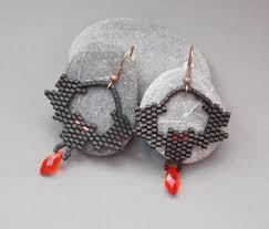 sale halloween black bat earrings evening day of the dead black