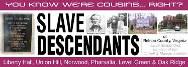 black friday history slaves descendants of cabell family slaves nicholas venable early