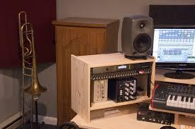 Ikea Recording Studio Desk by Ikea Rask U2013 Audio Desk Jeffrey Baker