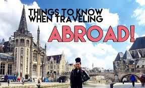 traveling abroad images Travel things to know when traveling abroad jpg