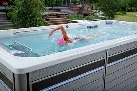 Bathtub Swimming Pool Combined Pool U0026 Spa Sioux Falls Sd