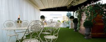 roof top garden belfast the merchant hotel belfast the merchant
