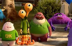 thoughts monsters university 2013 animation commendation