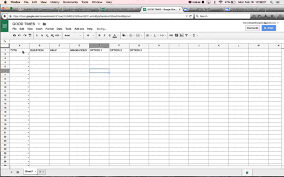Form To Spreadsheet How To Create An Entire Form From Scratch From A