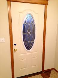 Replacement Kitchen Cabinet Doors With Glass Inserts by Replace Glass Insert Front Door