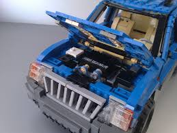 jeep cherokee toy jeep grand cherokee powertech 4 7 l v8 engine detail flickr