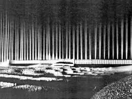 albert speer the famous cathedral of light germany u0027s hidden