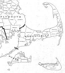 Washington State Map Outline by Massachusetts County Town Index List
