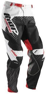 thor motocross helmet thor core hux pants revzilla