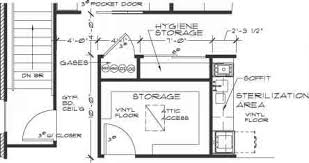 Floor Plan Drawing Symbols First Floor Plan Construction Drawings Northern Architecture