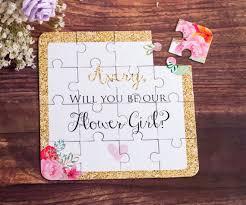 best flower girl gifts best 25 asking flower girl ideas on xo liquor