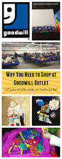 what is a goodwill outlet