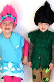 Halloween Costumes Girls Diy 25 Troll Costume Ideas Dress Kids