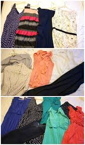 How To Purge Your Closet by Not Entirely Perfect How To Purge Your Closet For A Capsule Wardrobe