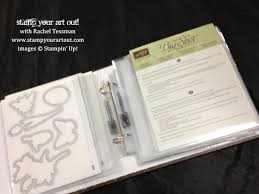 Photo Album Page Inserts Store Your Framelits Edgeless Piercing Mats And Embossing