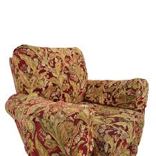 Recliner Accent Chair 54 Off Lazy Boy Lazy Boy Burgundy Floral Recliner Chairs