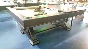 dining table converts to pool table pool table dining combination coffee combo mini south africa