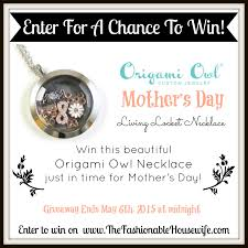 Origami Owl Sales Rep - s day origami owl necklace flash giveaway the