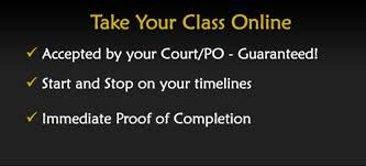 theft class online tt online services online anger management and theft classes