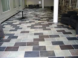 interior stunning tile flooring for kitchen complete type with