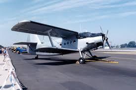 antonov an 2 colt single engine multi purpose biplane