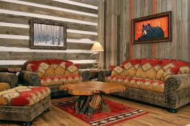 Western Couches Living Room Furniture Western Furniture Rustic Sectional Couches Leather Living