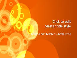 Design For Powerpoint Free Orange Abstract Design For Powerpoint Design For Powerpoint