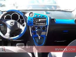 toyota matrix xrs toyota matrix 2003 2008 dash kits diy dash trim kit