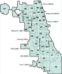 City Map Of Chicago by Chicago U0027s Dumbest Wards Nbc Chicago