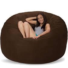 Bean Bag Chair With Ottoman 6 Foot Bean Bag 6 Foot Bean Bag Chair