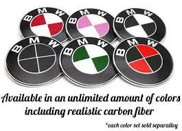 black and white bmw roundel bmw roundel colored emblems e36 e38 e39 e46 e60 e63 m3 ebay