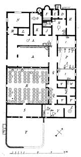 Fishbourne Roman Palace Floor Plan by Villa Romaine Wikiwand