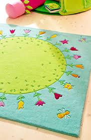 tapis chambre enfant tapis chambre d enfant planète fleurie haba