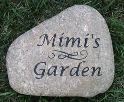 personalized garden stones engraved garden stones personalized garden stones