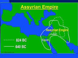 Babylonian Empire Map Iraq Ebibleteacher
