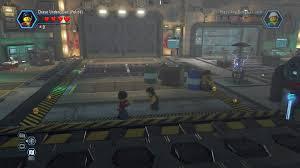 lego city undercover walkthrough chapter 13 secret base guide