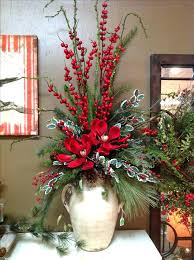 christmas flower arrangements christmas floral arrangements ideas guideable co