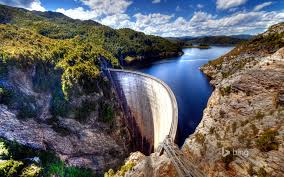 Gordon Dam Tasmania Australia Wallpapers In Jpg Format For Free
