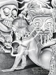 197 best aztec images on pinterest black drawings and military